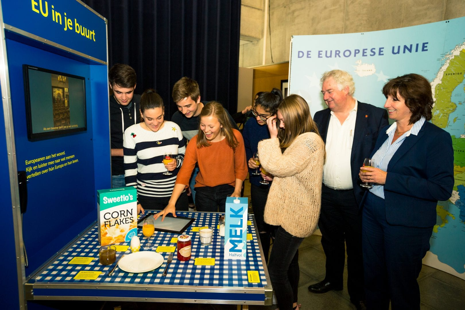 Pop-Up Europa EU Public Communication Award