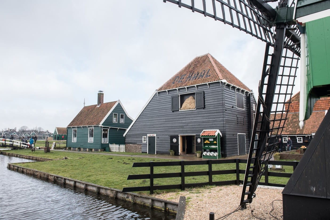 Henri Willig Cheese Zaanse Schans